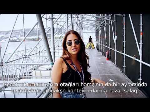 F1 Baku After Race Concerts 2017 Backstage Video AZ sub