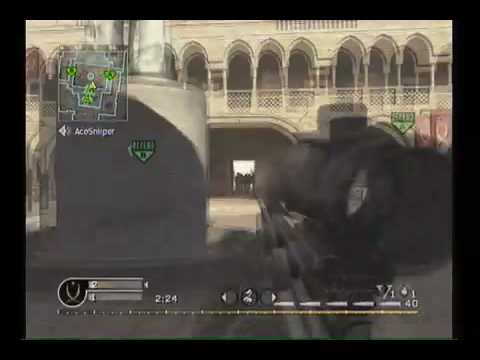 COD4 6 Kill collateral damage