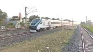 # Train -18 . The best Technology in indian till date ..
