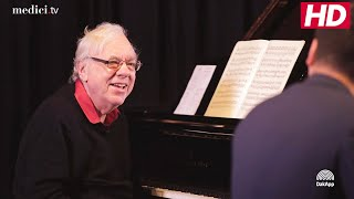 Master Class with Richard Goode - Verbier Festival 2018
