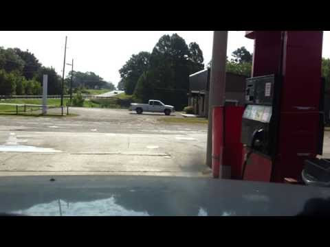 A drive from Gilmer tx to Gladwater tx