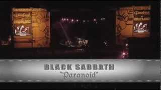 Black Sabbath Paranoid Download Festival & Ozzfest 2005(HD)
