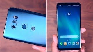 LG V30 Unboxing & First Impressions!