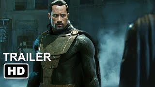 Shazam 2: The Black Adam Age 'Teaser Trailer' (2021) Concept - DC Comics Dwayne Johnson