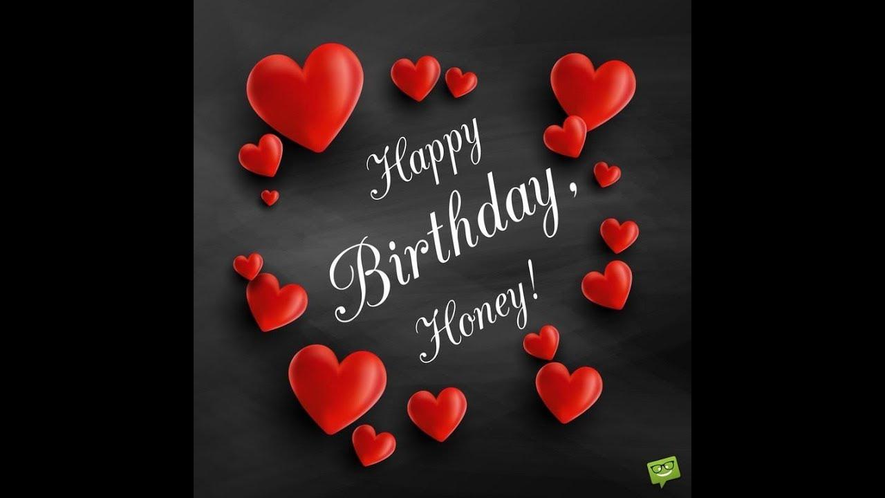 Happy Birthday To My Love Romantic Whatsapp Status