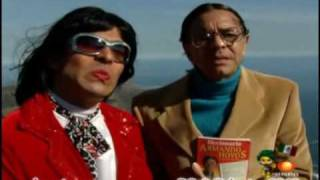 Las Mandas de Derbez y Chaparro - Armando Hoyos & Licenciada Pamela Juanjo Sudafrica 2010