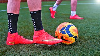 Ultimate Nike Superfly IV 4 Test & Review by freekickerz