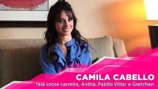 Baixar Camilla Cabello fala sobre carreira, Anitta, Pabllo Vittar e Gretchen (POPline Entrevista)