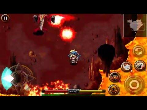 Zenonia 4 6th Boss ( Leviathan ) ( Blader Class )