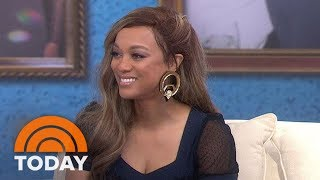 Tyra Banks And Her Mom Team Up For New Book, 'Perfect Is Boring' | TODAY