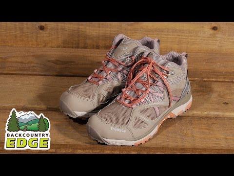 6f1c26203f9 Treksta Women's Evolution Mid 161 GTX Trail Shoe