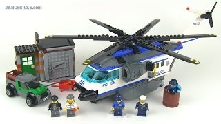 LEGO City 2014 Helicopter Surveillance set 60046 reviewed! thumbnail