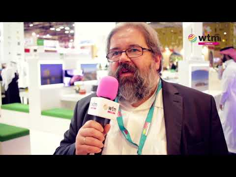 Wolfgang Georg Arlt tells us about trends in the chinese outbound tourism