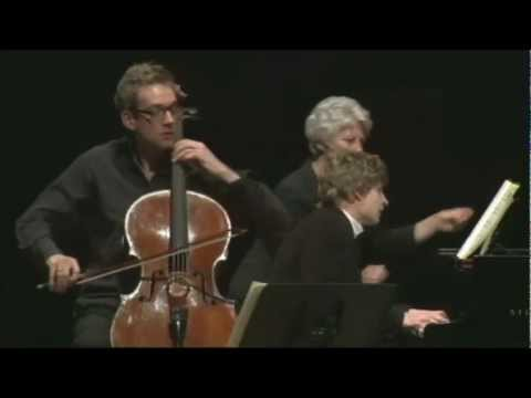 MENDELSSOHN Sonata for cello and piano No. 2 in D major Op. 58 (p.1-2)