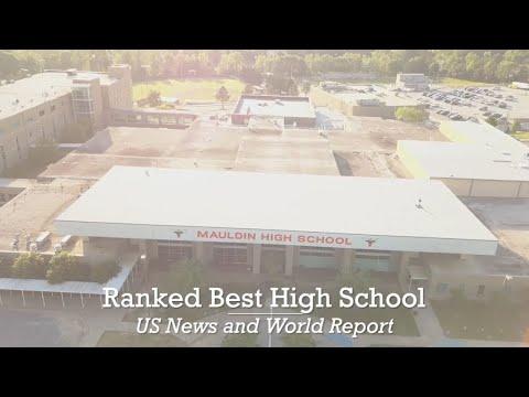 Mauldin High School - Graduation 2020
