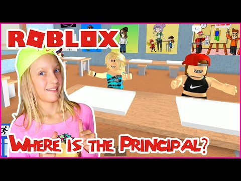 Who is the Principal??? / Roblox Highschool