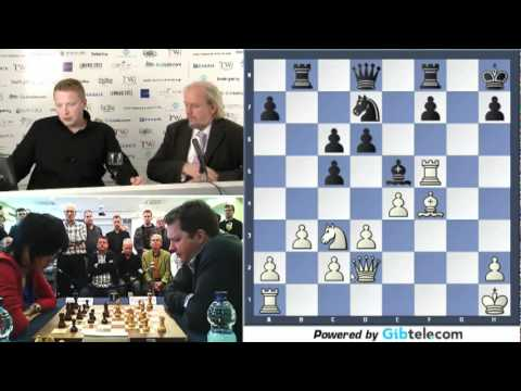 Gibraltar Masters Playoff - Game 1
