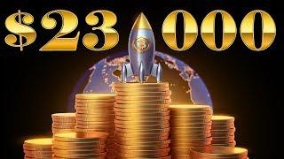 Why Bitcoin Could Reach $23,000 Soon