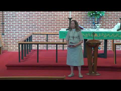 Pisgah Sunday Sermon - A Girl Restored to Life and a Woman Healed