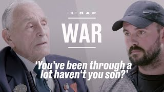 Old Soldier Meets Young Soldier | The Gap