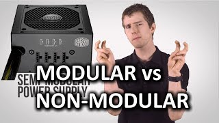 Modular vs Non Modular Power Supplies as Fast As Possible