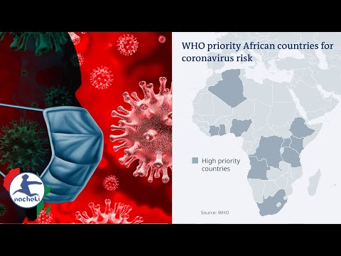 Africa Coronavirus News Update What You Need to Know Right Now