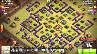 Clash of Clans/ Clankrieg/ Aktive Rache vs Nfs United
