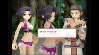 Rune Factory Tides of Destiny Gameplay(Aden-053):Miss Fenith contest (Aden Ver.)