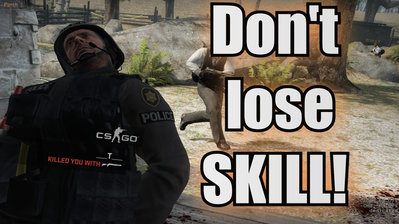 how to play casual csgo 5v5
