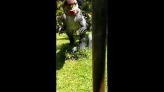 dinopark espinosario spinosaurus en guatemala retalhuleu