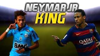 Neymar Jr ► King | Skills & Goals |Barcelona●Brazil●Santos| HD1080i