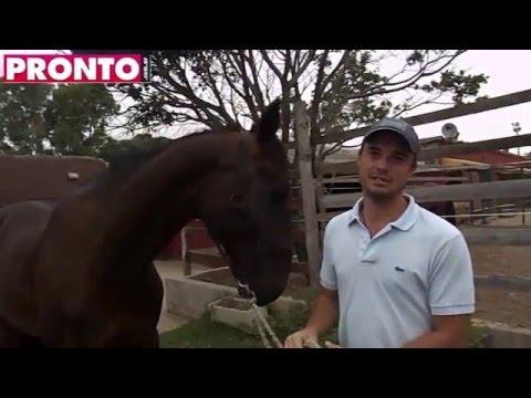 """Diego García:""""No volvería a la actuación, lo mio son los caballos"""""""