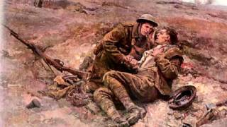 """Insensibility"" by Wilfred Owen (read by Tom O'Bedlam)"