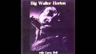 Big Walter Horton - Have Mercy