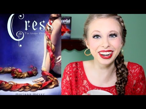 CRESS BY MARISSA MEYER | booktalk with XTINEMAY