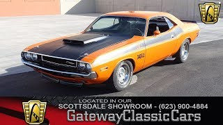 1970 Dodge Challenger, Gateway Classic Cars Scottsdale #365