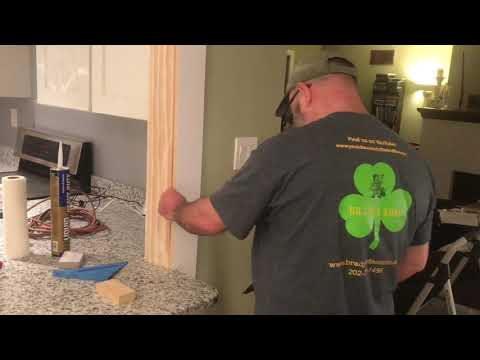 Complete Kitchen Remodel V.13 – Large Craftsman Style Surround