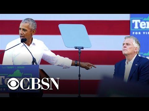 Virginia gubernatorial race tightens ahead of Election Day