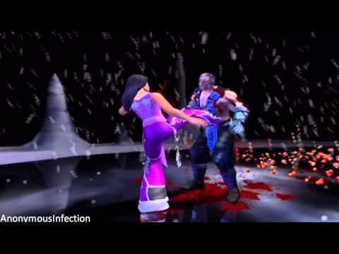 Mortal Kombat: Deadly Alliance - Li Mei's Fatality