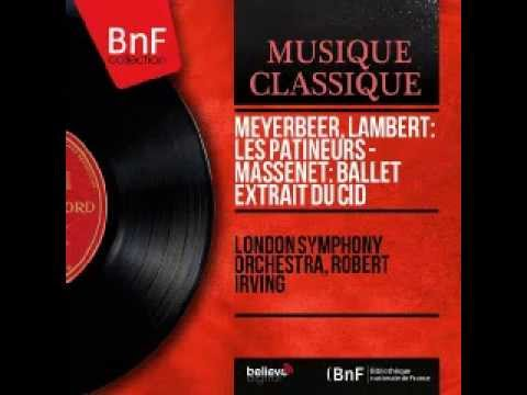 "The London Symphony Orchestra ( Massenet) - Le Cid Ballet Suite ""Madrilene"""