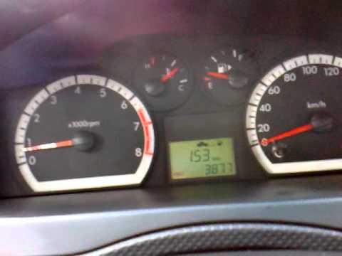 Informacin Oculta En El Tablero Del Chevrolet Aveo Youtube