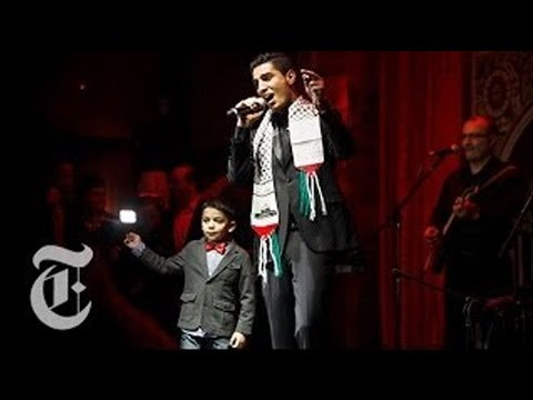 Meet Mohammed Assaf, Gaza's 'Arab Idol' | The New York Times