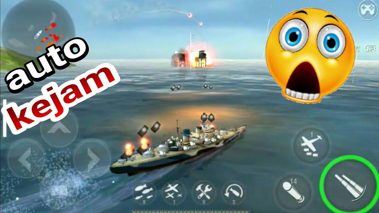 warship battle part 3