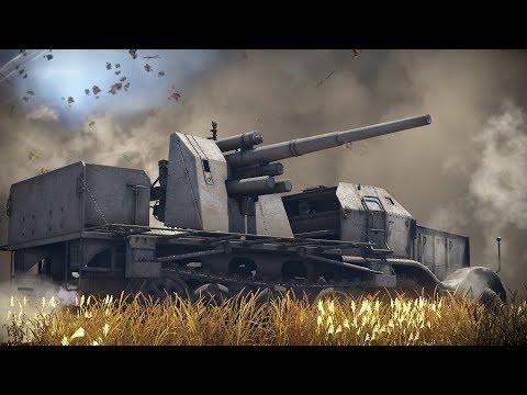 War Thunder - Episode 302 - Anti-Tank Aircraft-Destroyer (Realistic Battles/Port Novorossiysk)