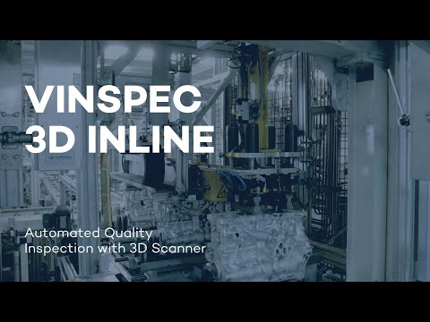 Automated Quality Inspection with 3D Scanner for Complex Components