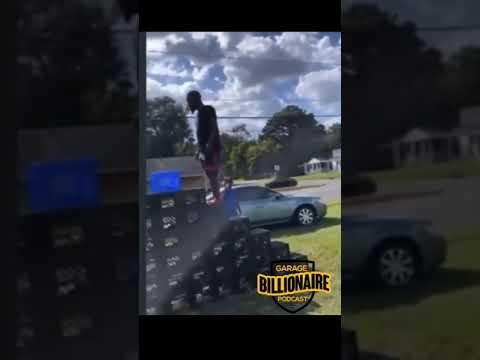 Three Shot Dead in Louisiana While Filming TikTok 'Milk Crate Challenge'