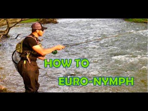 HOW TO EURO-NYMPH/ Central Pennsylvania
