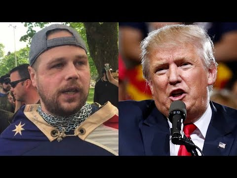 Did Trump Campaign Rhetoric Empower The White Extremist Who Killed Two Bystanders On Portland Train?
