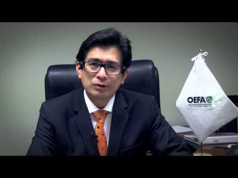 SINERGIA  - Presidente de OEFA