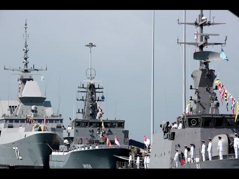Inaugural Singapore International Maritime Review